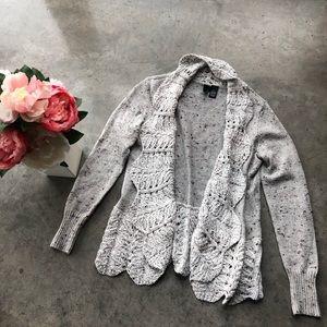 BKE Boutique knit cardigan